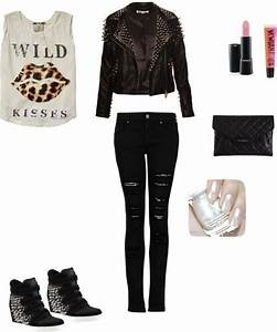 Edgy outfits - Google Search | My style | My style | Pinterest | Clothes Gothic and Fashion