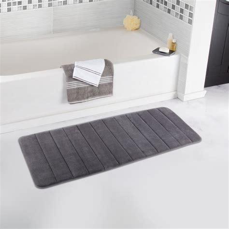 extra long bathroom runner rugs bath runner rugs floor