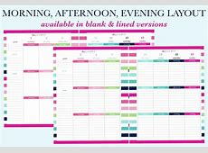Finally, a planner that matches your planning needs
