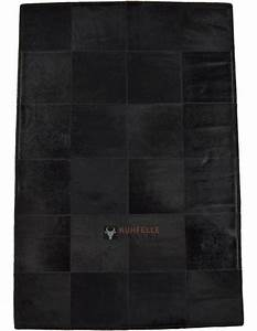 Weißes Kuhfell Teppich : exklusiver kuhfell teppich schwarz 80 x 120 cm bei kuhfelle online ~ Sanjose-hotels-ca.com Haus und Dekorationen