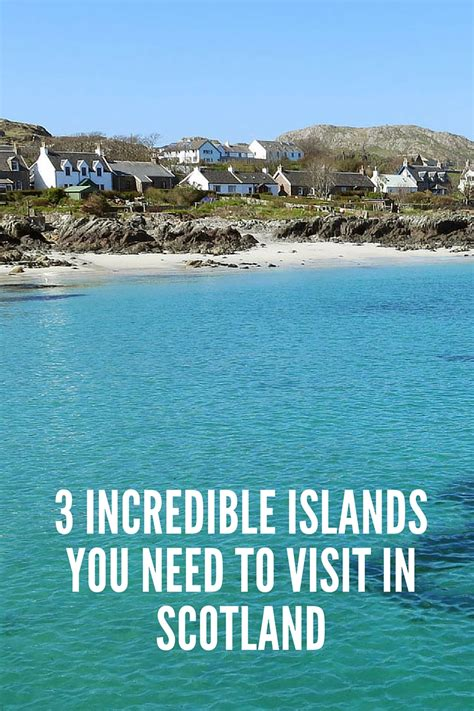 Incredible Islands You Need To Visit In Scotland