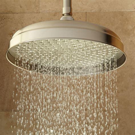 ceiling mount shower lambert ceiling mount rainfall shower bathroom