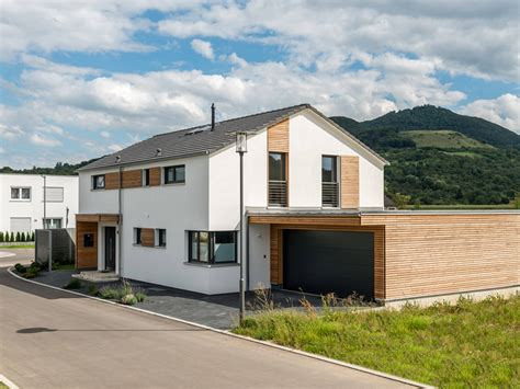 Haus Mit Satteldach by Einfamilienhaus Modern Mit Satteldach Wohn Design