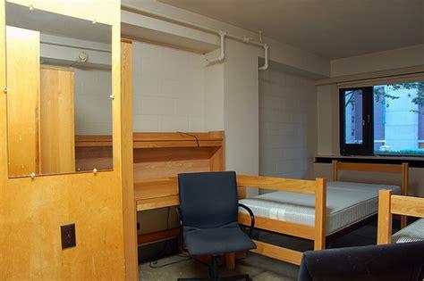 Typical Umass Dorm Room