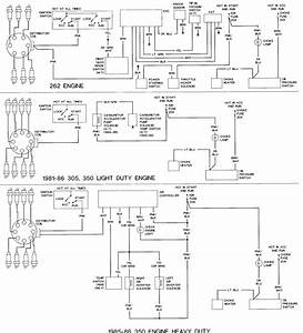 1996 K3500 Wiring Diagram