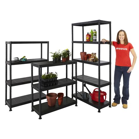 Kmart Outdoor Storage Sheds by Plastic Storage Shed With Shelves Build Shed From Plans