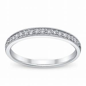 6 most pinned wedding rings that outshine your engagement With robbins brothers wedding rings