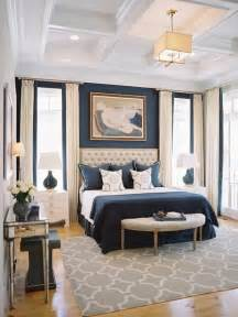 navy blue bedroom colors decorating