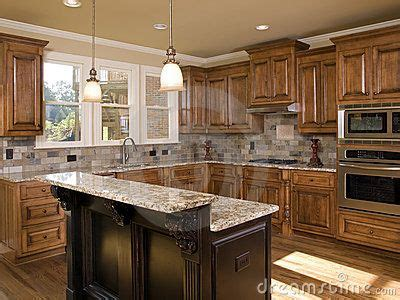 two tier kitchen island designs kitchen designs with 2 level islands photos luxury kitchen two tier island royalty free stock