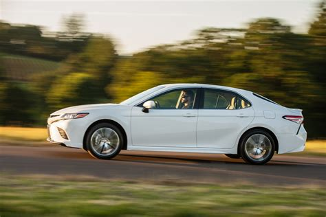 toyota camry 2018 toyota camry detailed ahead of summer launch 56 pics