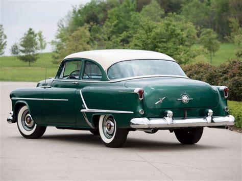 1953 Oldsmobile Super 88 Deluxe 2-door Sedan (53-3611D ...