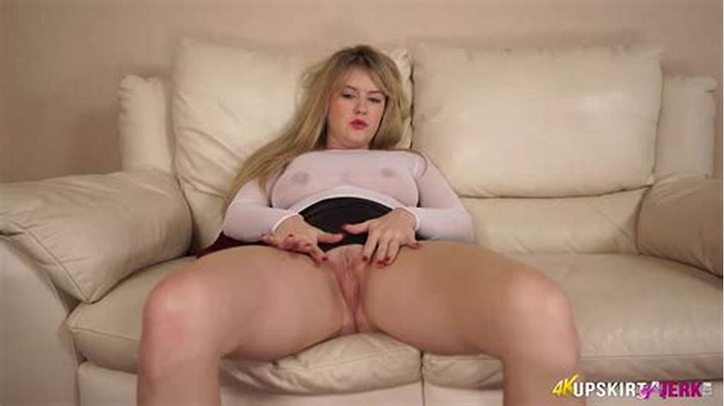 #See #British #Blondie #Brook #Little'S #Sweet #Ass #And #Shaved