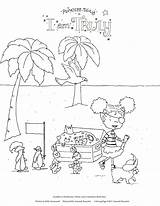 Inchworm Coloring Pages Template Getdrawings sketch template