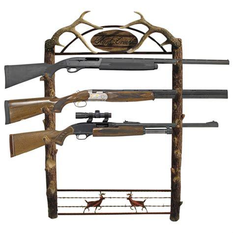 wall gun rack creek 5 gun big wall rack 589900 gun cabinets