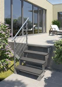 holzplatten balkon außentreppen ersparen unnötige umwege holz müller