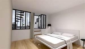 Salle De Bain Loft : loft industriel r organis sur 4 plateaux architecte d ~ Dailycaller-alerts.com Idées de Décoration