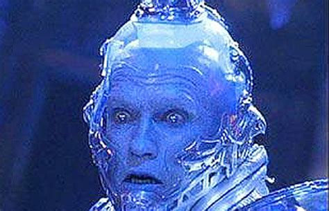 Mr Freeze Meme - instant freezing water damn nature you scary know your meme