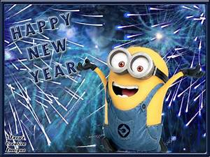 Happy New Year Minion Pictures, Photos, and Images for ...