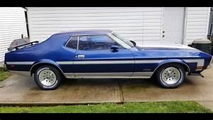 72 Mustang restoration Part 1 Fender - YouTube
