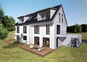 Sauna Einbau Kosten : doppelhaus im gr nen findet bauherren isar haus gmbh ein unternehmen mit erfahrungen ~ Markanthonyermac.com Haus und Dekorationen