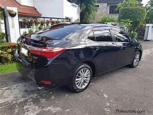Used Toyota Corolla Altis 1 6 G Mt