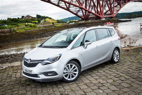 vauxhall zafira 2017 vauxhall zafira tourer starts from 18 615 in the uk