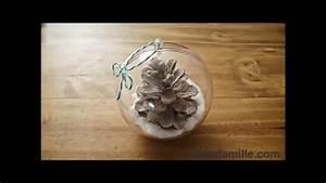 Boule De Noel A Fabriquer : fabriquer une boule de no l transparente avec une pomme de ~ Nature-et-papiers.com Idées de Décoration