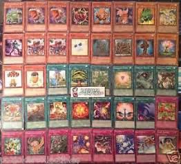 yu gi oh plant junk doppelwarrior synchron deck ready to play 40 cards ebay