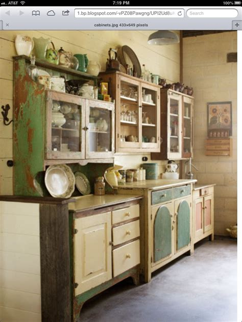 Kitchen Furniture Instead Of Cabinets by The Bohemian Kitchen Kitchens Bohemian Kitchen