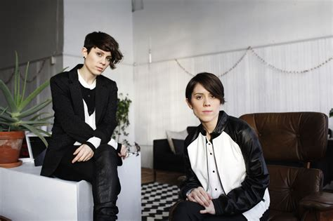Outtakes From Tegan And Sara's Spin Cover Shoot