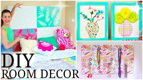 Diy Tumblr Room Decor For Teens!  Tumblr Style  I Cook
