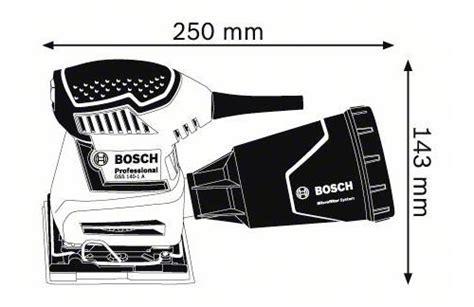 Levigatrice Per Persiane Bosch by Levigatrice Orbitale Bosch