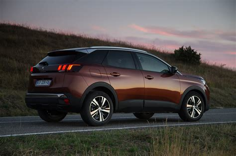 Peugeot 3008 Photo peugeot 3008 suv 2016 photos parkers