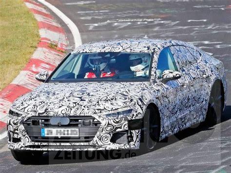 Audi Microvan E Motor Ausstattung by Audi S7 Sportback 2019 Motor Ausstattung Audiobsession