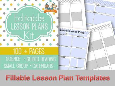 editable lesson plan free editable lesson plan template templates data
