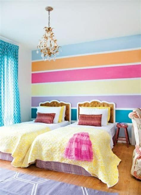 Kinderzimmer Wandgestaltung Streifen by Die Besten 25 Wand Streichen Streifen Ideen Auf