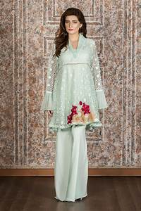 25 Latest Trends in Pakistani Party Dresses 2018 - Dresses - Crayon