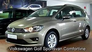 Volkswagen Golf Sportsvan Confortline : volkswagen golf sportsvan 1 4 tsi dsg comfortline gw508267 autohaus czychy youtube ~ Medecine-chirurgie-esthetiques.com Avis de Voitures
