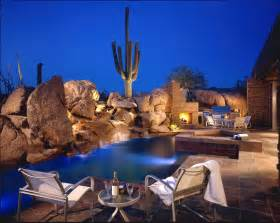 Azarchitecture Architecture In Scottsdale by Modern Desert House For Luxury In The Nature