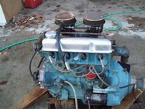 Volvo Penta Aq130d Motor Engine Volvo Penta Aq130 Motor