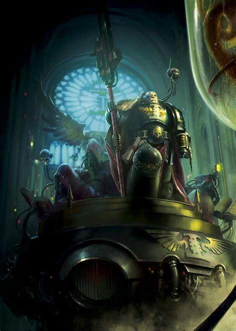 Deathwatch Watch Master Warhammer 40k Fandom Powered