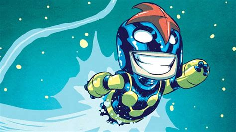 foto de Check Out Skottie Young's Cover to NOVA #1 Comic Vine