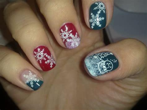 Christmas Nail Art Designs 2016