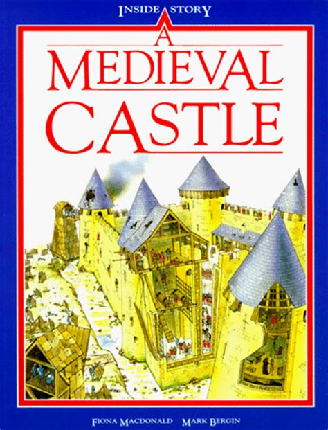 medieval castle  fiona macdonald