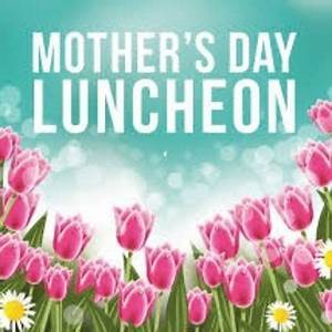 Mother's Day Luncheon – St. Mark Lutheran Church