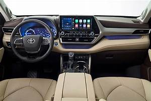 2020 Toyota Highlander Unveiled In New York