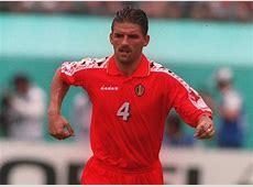 The Great World Cup Goals, #22 Philippe Albert Belgium