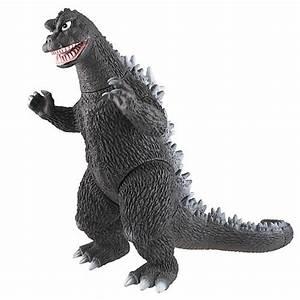 Godzilla Godzilla 1968 Vinyl Figure - Bandai - Godzilla ...