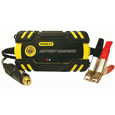 Stanley Automatic Battery Charger  2017  2018 Best Cars