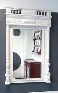 Miroir De Rue : rue des relookeurs miroirs style henri ii laqu blanc ~ Melissatoandfro.com Idées de Décoration
